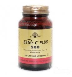 Solgar Ester C Plus 500 50vcps