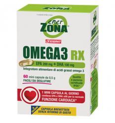 enerZONA Omega3 RX da  500mg  60 minicapsule