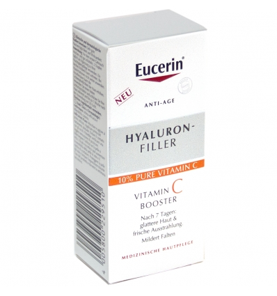 Eucerin Hyaluron Filler vitamin C 8ml