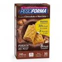 PesoForma biscotti choco nocciola 12pz