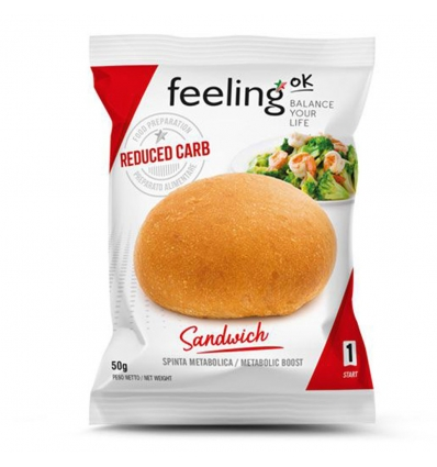 Feeling OK start sandwich 50g
