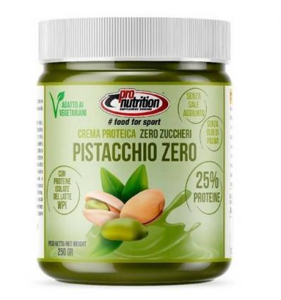 pronutrition Pistacchio zero 350g