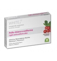 CHRISSIE white 7 30cpr