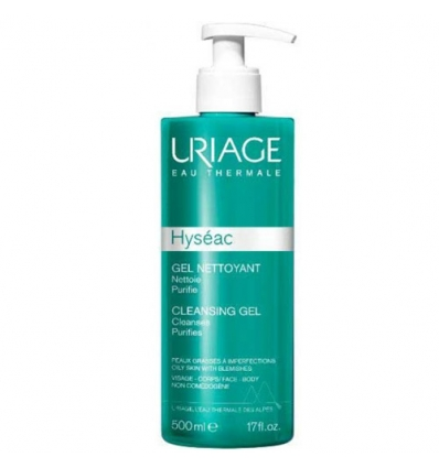 Uriage TCMG Hyseac gel detergente 500ml