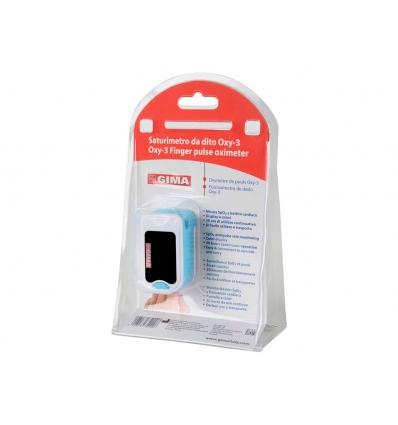 GIma Pulsossimetro Saturimetro da dito OXY-3