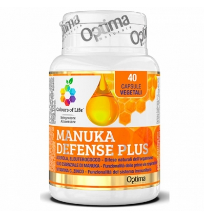 MANUKA DEFENSE 40CPS COLOURS