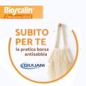 Bioscalin borsa anti sabbia omaggio