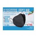 FAS Mascherina FFP2 1pz nera