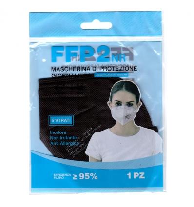 Barbeador Mascherina FFP2 bianca