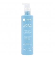 MIAMO acnever AHA/BHA purifing cleanser 250ml